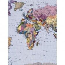 KOMAR fototapetai 4-050 WORLD MAP
